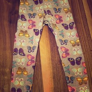 Toddler Butterfly Leggings